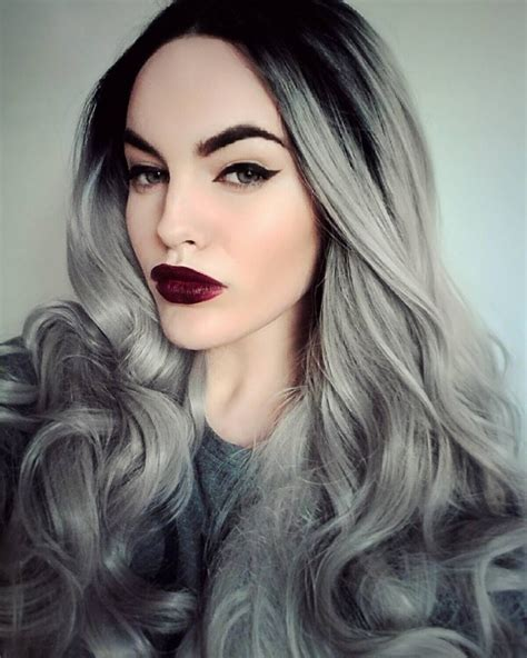 Grey Hair Hide Or Not To Hide Hairstyles For Women