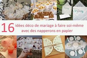 Decoration Theme Mer A Faire Soi Meme : idee decoration mariage a faire soi meme visuel 5 ~ Preciouscoupons.com Idées de Décoration