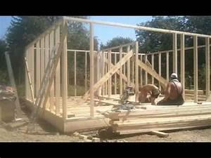 Stavba dřevostavby krok za krokem