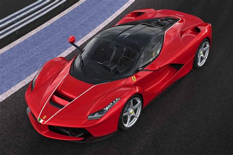 Final LaFerrari makes £5.5 million for charity | Motoring ...