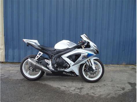 2008 Suzuki Gsx R600 by 2008 Suzuki Gsx R600 For Sale On 2040 Motos