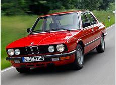 BMW 5 Series E28 specs & photos 1981, 1982, 1983, 1984