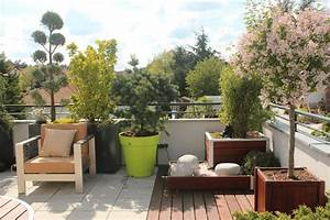 Awesome amenagement de terrasse ideas design trends 2017 for Awesome amenagement terrasse exterieure appartement 12 50 idees pour amenager votre jardin
