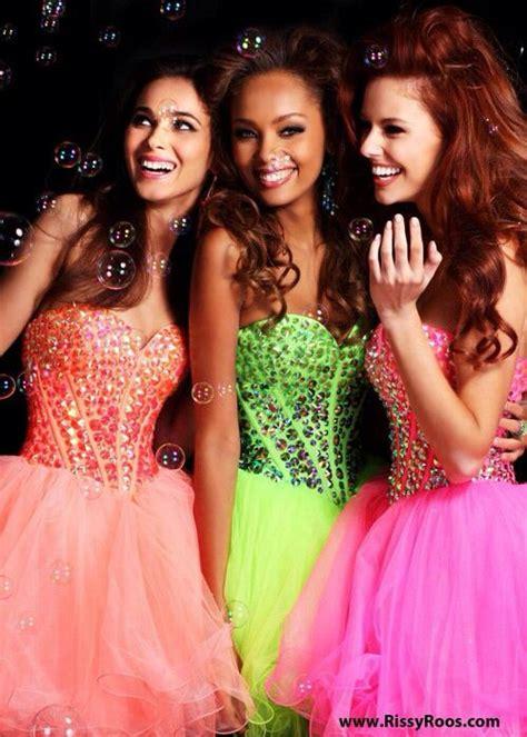 colors sweet  dresses  neon colors  pinterest