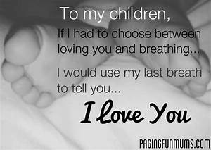 Best 25+ My chi... Beautiful Child Quotes