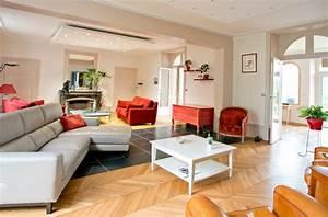 Décoration Intérieure Salon : decoration interieur salon sejour ~ Teatrodelosmanantiales.com Idées de Décoration