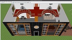 Suite Home 3d : sweet home 3d mezzanine youtube ~ Premium-room.com Idées de Décoration