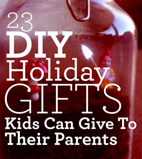 what to give to parents for christmas 23 diy gifts can give to their parents