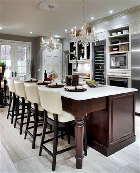 lamparas de arana en la cocina decoracion de interiores