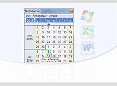 WinCalendar Criador de calendário e Downloads de