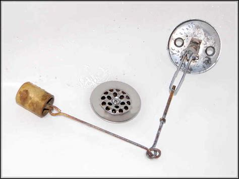 how to unclog a bathtub drain in simple ways home design