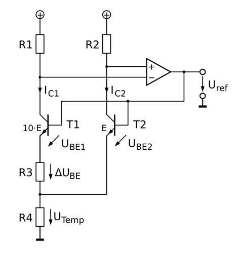 silicon bandgap temperature sensor wikipedia