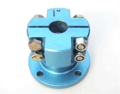 split shaft coupling