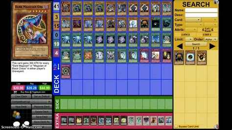 Silent Magician Deck Profile by Yugioh Competitive Duels Magician Deck 28 Images