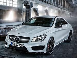 Mercedes Classe Cla Amg : mercedes benz cla 45 amg gets epa rated autoevolution ~ Medecine-chirurgie-esthetiques.com Avis de Voitures