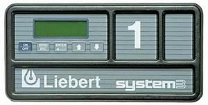 Liebert Deluxe System  3 Ve Manuals