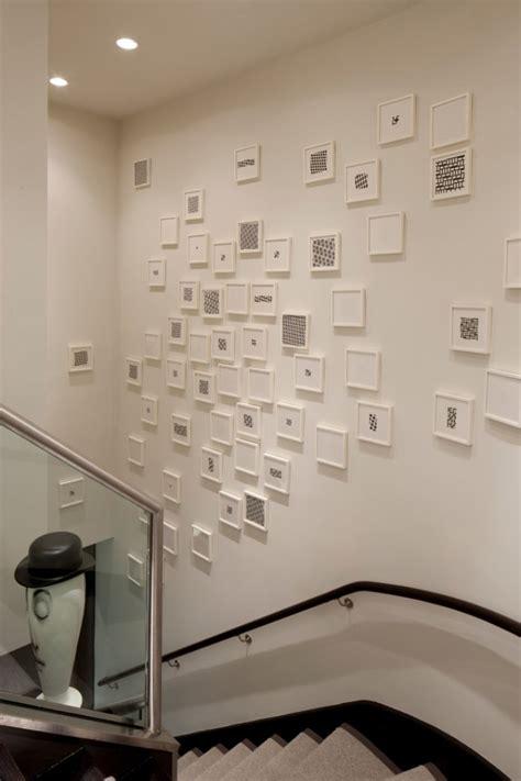 bilderrahmen als raffinierte dekoration  effektvolle ideen