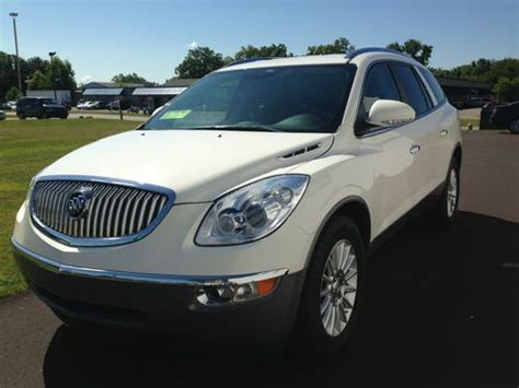 All Wheel Drive Buick by Find Used 2010 Buick Enclave All Wheel Drive Cxl 1 Clean