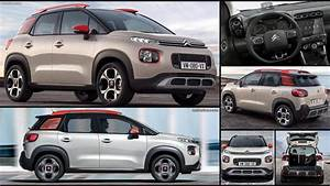 2018 Citroen C3 Aircross Suv All Features