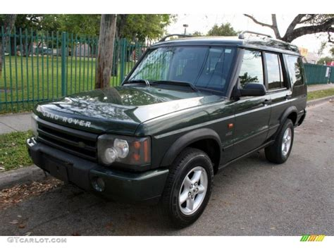 2003 Land Rover Discovery Hse Exterior Photos