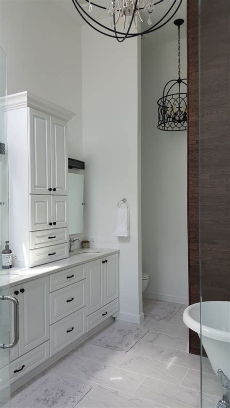 Tile And Bathroom Place Albion Park by Glamorous All White Bathroom Park Place Interiors
