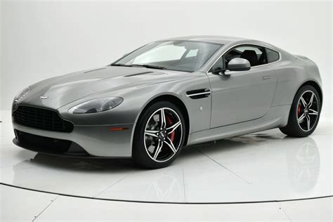 Aston Martin Coupe by New 2016 Aston Martin V8 Vantage Coupe For Sale 147 736