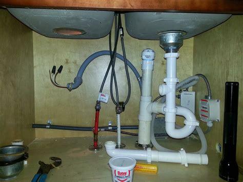 garbage disposal garbage disposal hook up diagram garbage get free image