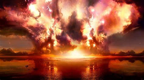 explosions fire wallpaper allwallpaperin  pc en