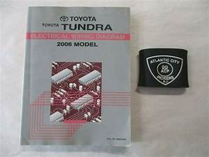 2006 Toyota Tundra Electrical Wiring Diagram Service