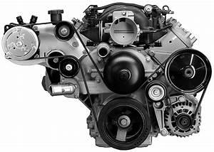 Alan Grove Components New Ls Engine Brackets
