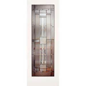 Glass Interior Doors Home Depot Feather River Patina Glass Interior Slab Door At Home Depot Inside Doors House