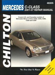 chilton car manuals free download 2001 mercedes benz s class free book repair manuals 2001 2007 mercedes benz c class c230 c240 c280 c320 c350 chilton manual