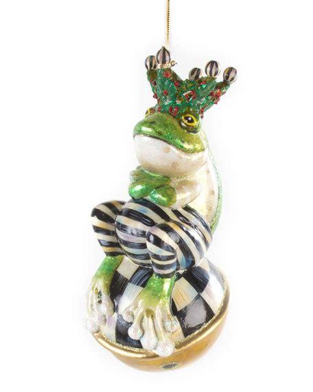 Mr Jingles Christmas Trees Westwood by Mackenzie Childs Mr Jingles Christmas Ornament
