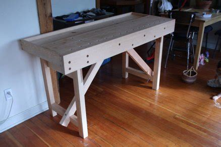 underhill portable workbench  mykos  lumberjockscom