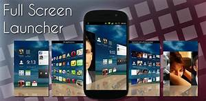 tema Android: Full Screen Launcher Pro Apk Android ...