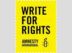 Write 4 Rights New Glasgow! Amnesty International Canada