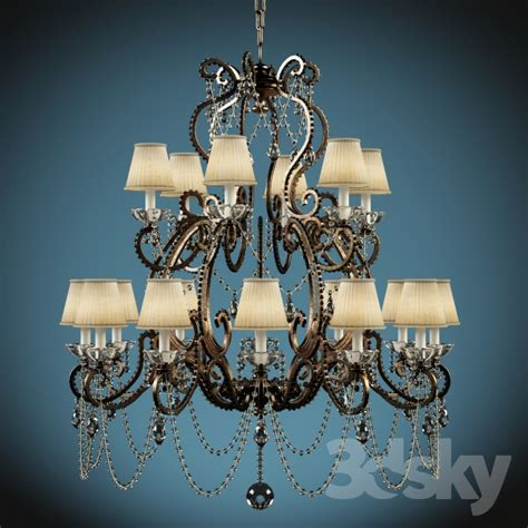 ralph chandelier 3d models ceiling light ralph chandelier