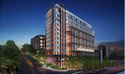 KTGY Designs Gables Pointe 14 High-Rise Apartments in ...