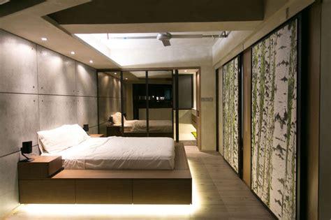 9 Examples Of Beds With Hidden Lighting Underneath
