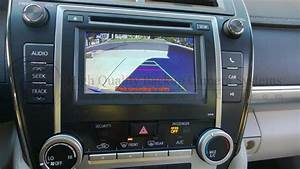 Toyota Display Audio  Entune Backup Camera Kit
