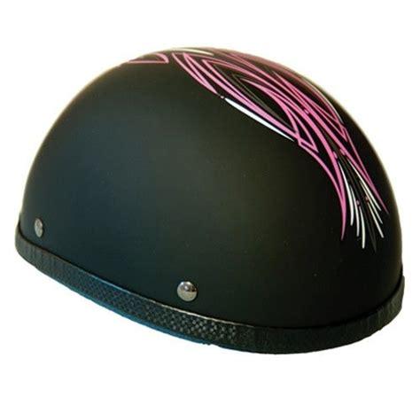 womens novelty motorcycle helmets pink tribal perewitz