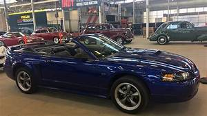 2003 Ford Mustang GT Convertible   G58   Indy 2017