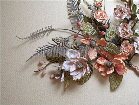 Dry Flowers Decoration For Home: House Decor: Dry Flower Home Wall Decoration