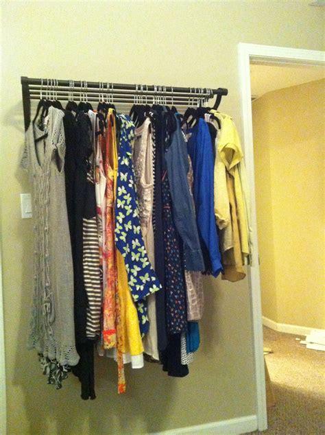 Bedroom Clothes Closet by No Closet Solution For 20 Decorating Diy Bedroom