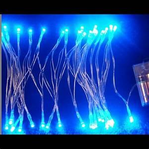 Guirlande Led Pile : guirlande lumineuse led 30 leds deco lumineuse ~ Teatrodelosmanantiales.com Idées de Décoration
