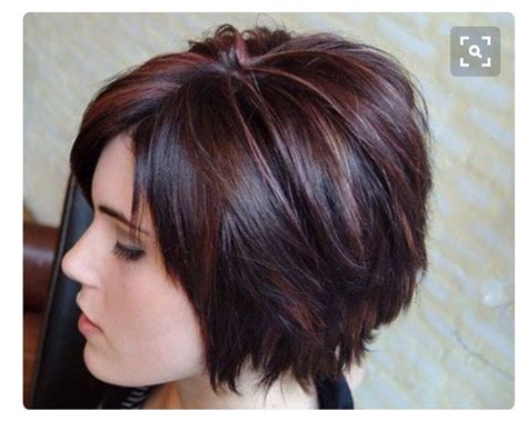 25+ Best Ideas About Layered Bobs On Pinterest