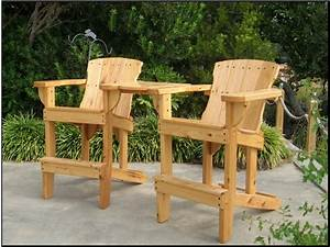 Tall Adirondack Chair Plans - All chairs design