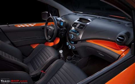 Modified Beat Car Photos by Chevy Fans New Chevy Beat Z Spec Concept And