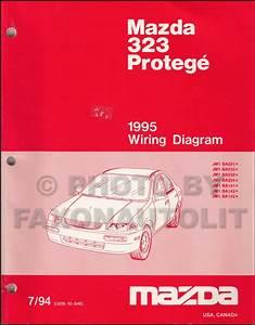 Mazda 323 Protege Wiring Diagram