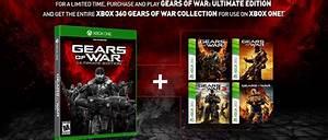 Compra Gears Of War Ultimate Y Obtn La Coleccin Completa